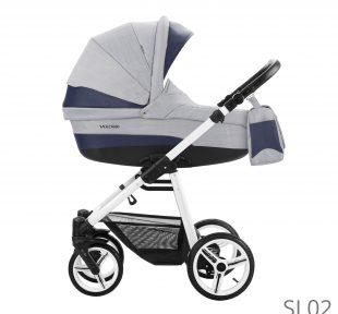 Dječja kolica Bebetto Vulcano S-line boja SL02