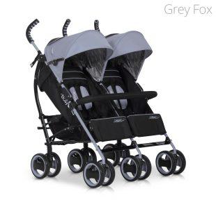 Dječja kolica DuoComfort Grey Fox