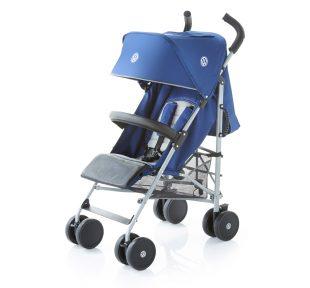 Dječja kolica Volkswagen Compact plava 01