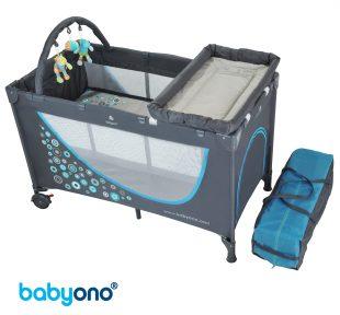 293 babyOno putni sklopivi krevetić plavi 01