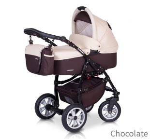 Dječja kolica Eurocart Passo chocolate