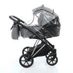 Dječja kolica TAKO Jumper V boja 03 tamno-sivo-crna galerija 03
