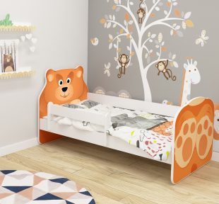 Dječji krevet ACMA, ANIMALS medo