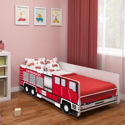 Dječji krevet ACMA Vatrogasci 003